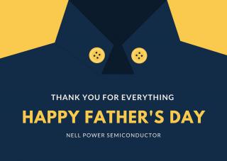 2020 父親節快樂