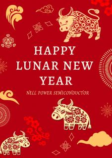 2021 Happy Lunar New Year