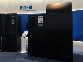 Eaton's high-tech factory power quality laboratory was officially opened to provide customized UPS solutions
